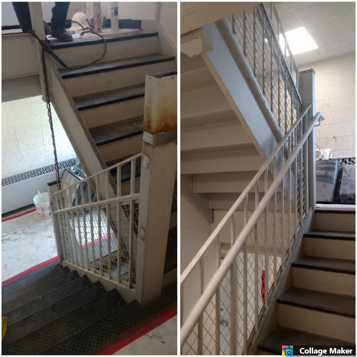 decorative wood railing sytem for indoor stairsfloor.htm billings architectural structural fabrication and installation  architectural structural fabrication